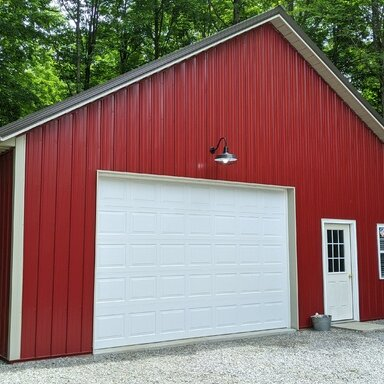 Sealing Skirt Boards On A Pole Barn, Can You Put A Basement Under Pole Building