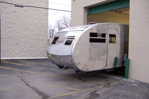 The Ultimate Mobile Garage