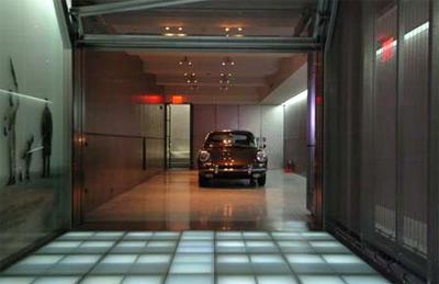 Jerry Seinfield Garage