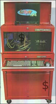 Craftsman Tool Box Computer