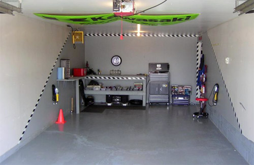 The One Car Garage