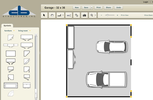 CB Structure's Layout Planner - The Garage Journal Board