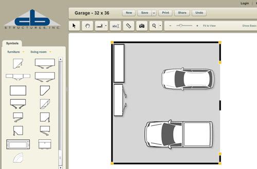 garage layout planner