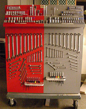 Garages et aménagements bricolage Roller