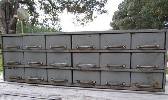 The Garage Journal - Nut & Bolt Storage - The Garage Journal Board