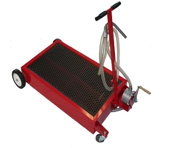 Mechanic Motorbike Bike Service Motor Oil Change New Drip Spill Large Tray 8Ltr