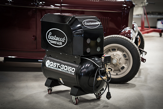 The Garage Journal » Blog Archive » The Eastwood QST-30/60