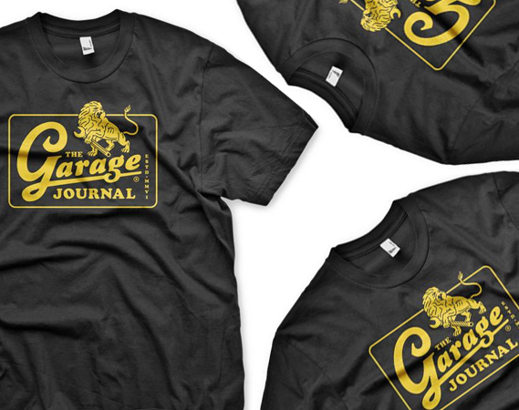 Garage T Shirts : Time lapse t shirt design for jesse james garage magazine by